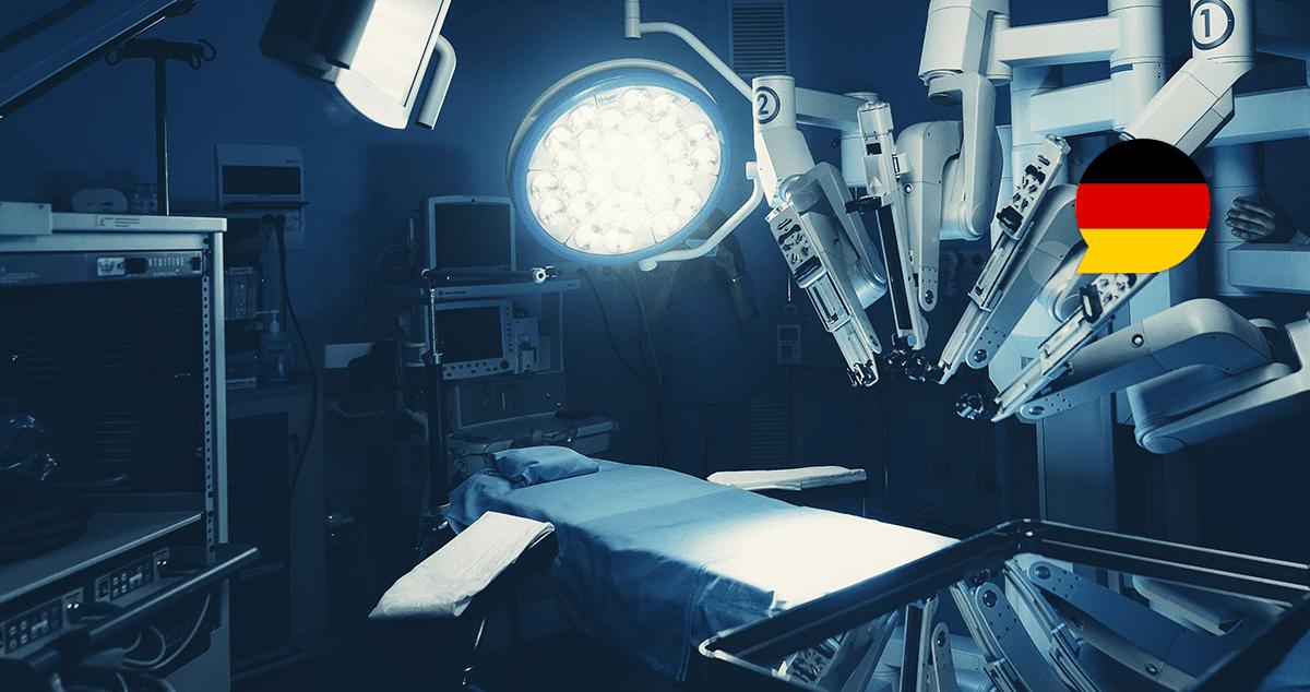 Digitalisierung und AI im Gesundheitswesen