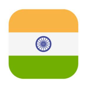 Hub logo of India